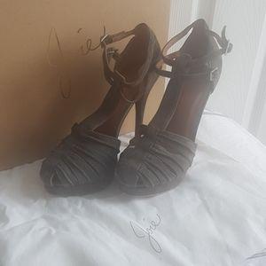 Joie Platform Heels